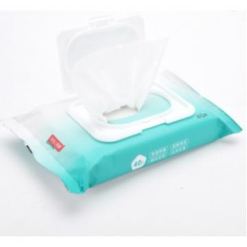 Surface Alcohol 75% Wet Wipe Isopropyl Hand Disinfectant Wipes