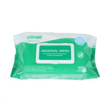 50pcs/pack Antibacterial disinfection wet wipes strong thick without alcohol