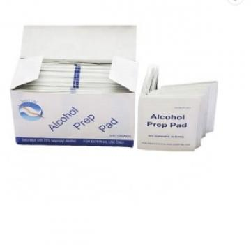 Four Rows of Alcohol Pad Packaging Machine