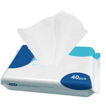 OEM Disinfectant Individually Wrapped Disposable 70% Isopropyl Alcohol Wipes