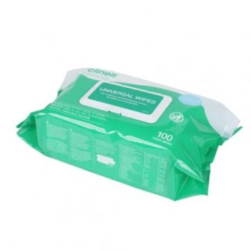 Sanitizer Disinfectant Custom Sterile Clean Tissue 70% Isopropyl Alcohol Antiseptic Disinfecting Wet Wipe