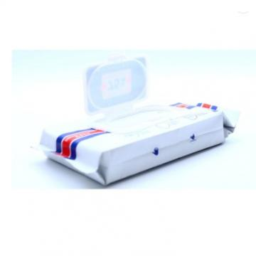 Custom made Alcohol Antibacterial Hand dispenser wet hand towel Alcohol Based Disinfecting Wet towels