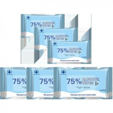 Customize 75% alcohol antibacterial-wipes wet kitchen wipes- cleaning china nonwoven for wetwipes
