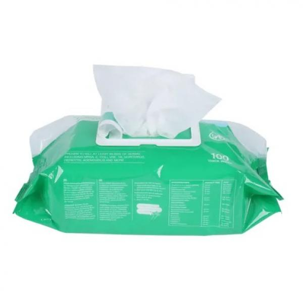 75% alcohol wet wipes Good Quality Hand Wipes #3 image