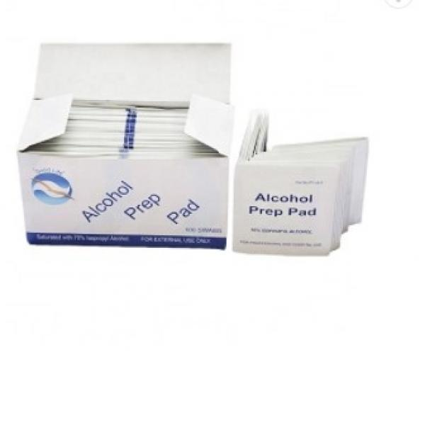 Four Rows of Alcohol Pad Packaging Machine #3 image