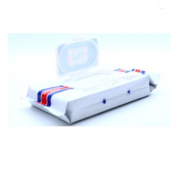 Factory Directly Provide non alcohol Handphone Wipe #2 image