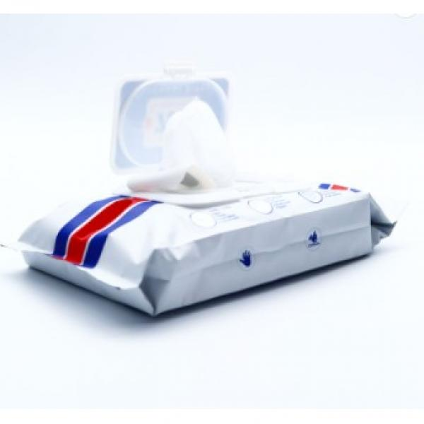 Factory Directly Provide non alcohol Handphone Wipe #1 image